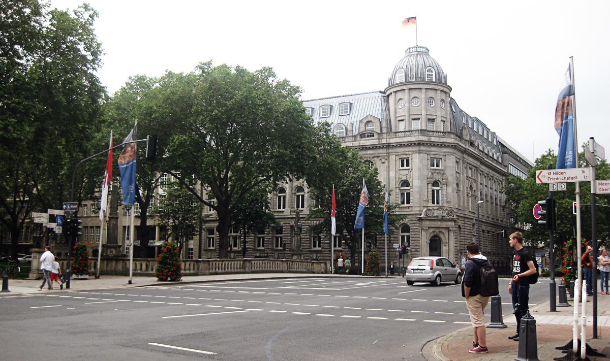 Deutsche Bank Düsseldorf