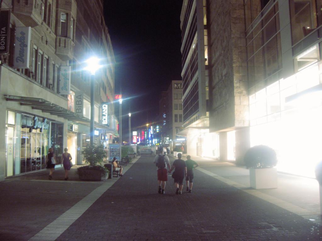 Düsseldorfi tänavad