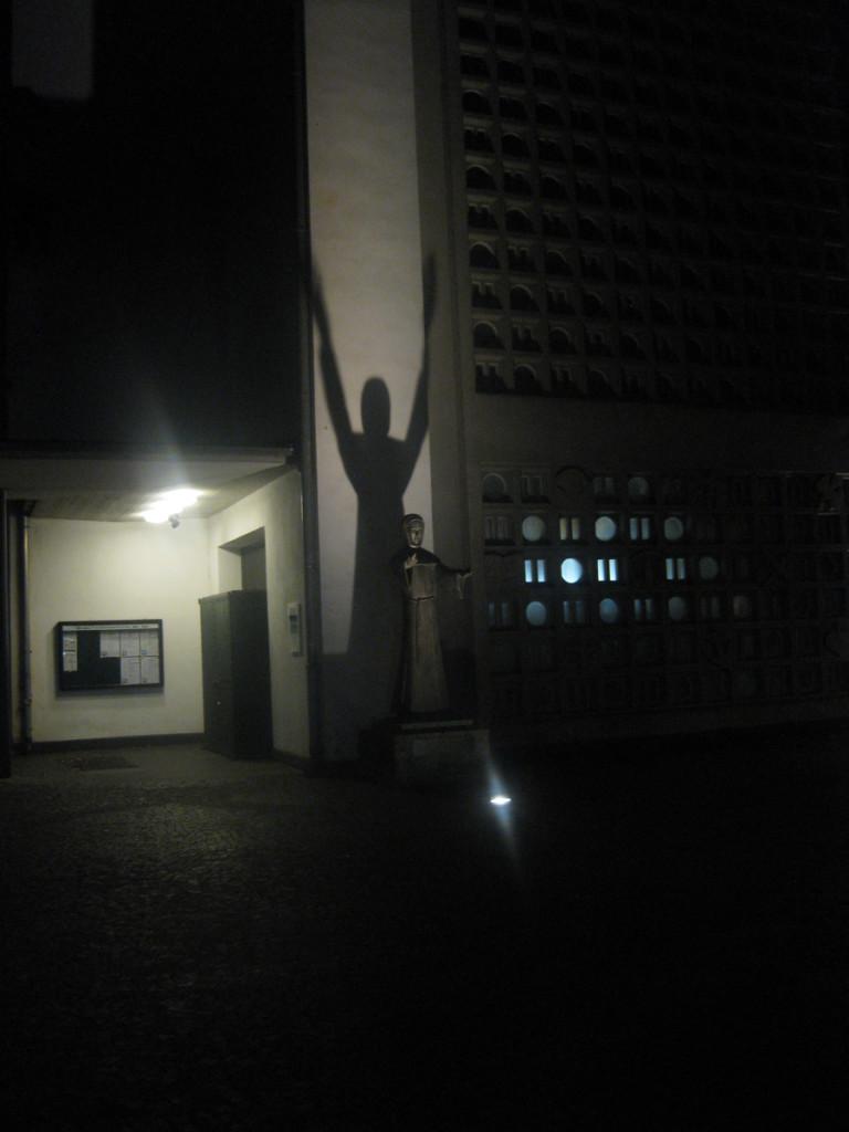 Andekalt paigutatud valgustus