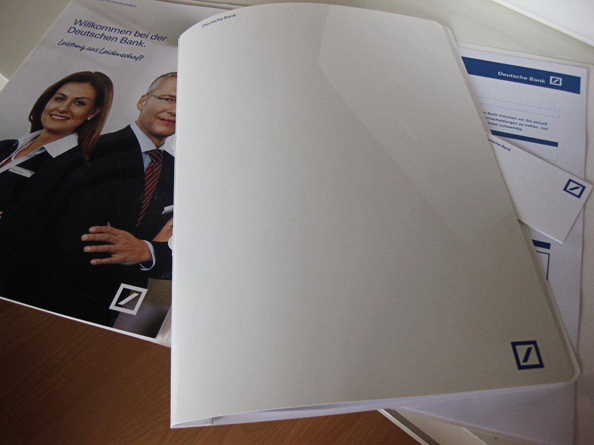 Tähtsad paprid pangast käes. Pangakonto avamine Saksamaal polegi raketiteadus.