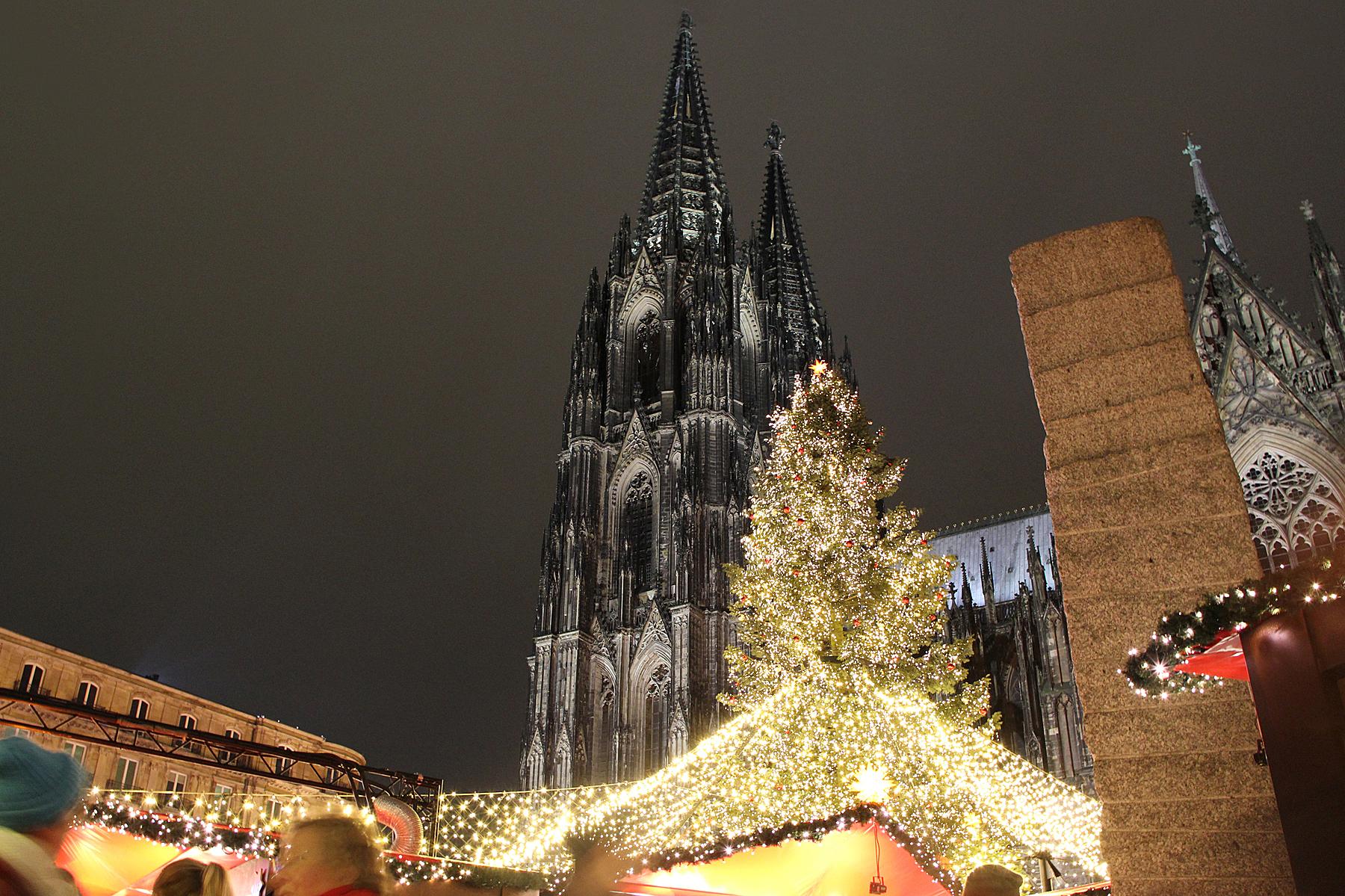 Taamal kuulus Kölni katedraal