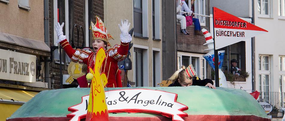 Düsseldorf Karneval