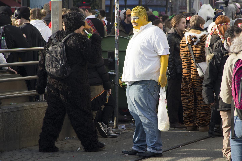 Homer Simpson isiklikult