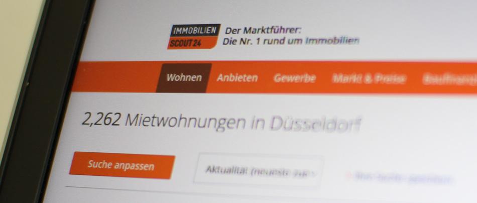 Üürikorterid Saksamaal Düsseldorfis