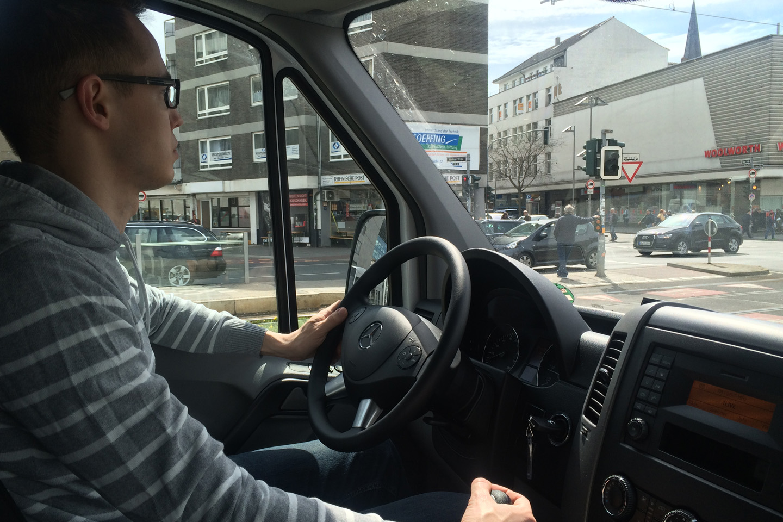 Poisu sai üle pika aja autoga sõita