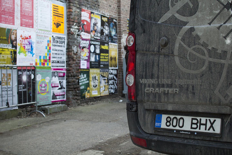 Nägime Saksamaal porist autot!!! Väga rariteet. Aga Eesti numbriga, seega ei lähe arvesse.