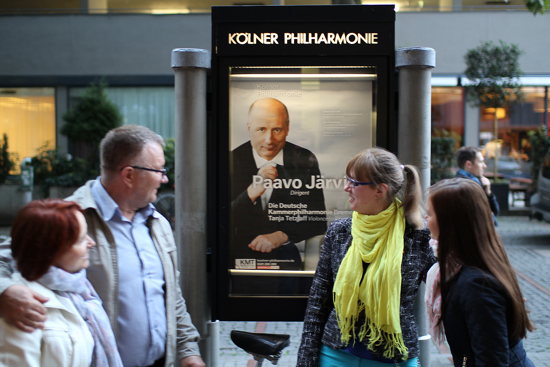 Tuttava nimega kutt jäi juhuslikult Kölnis plakati peal silma