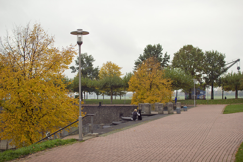 Sügisene Düsseldorf