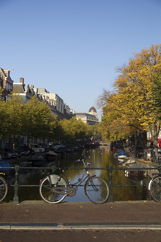 Klassikaline Amsterdam. Rattad ja kanalid.