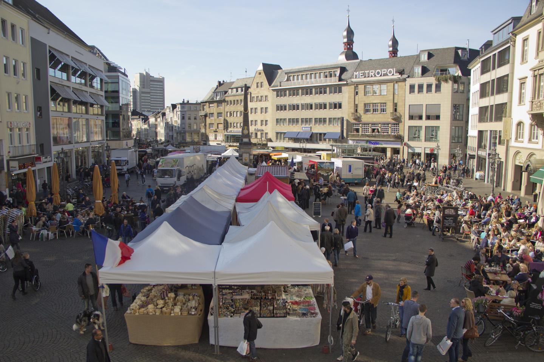 Bonni vanalinnas