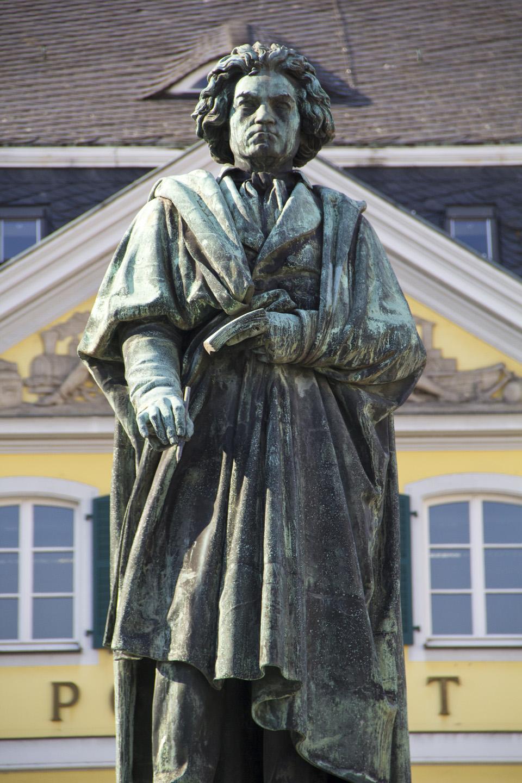 Ludwig van Beethoven. Sünnilinnaks Bonn.