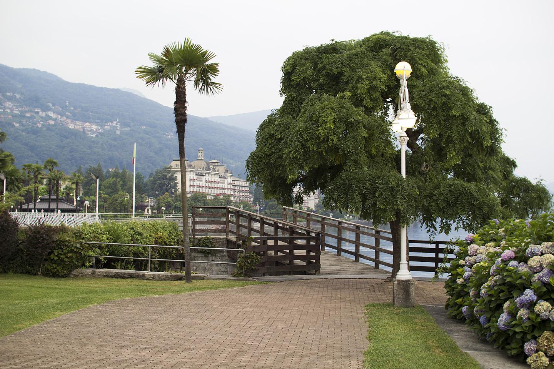 Hommikul 6.30 olime kenasti oma esimeses sihtkohas – Itaalias Stresa asulas Maggiore järve ääres.