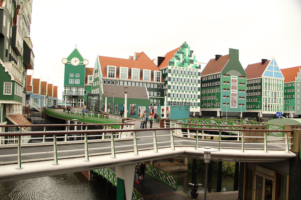 Zaandam, Holland