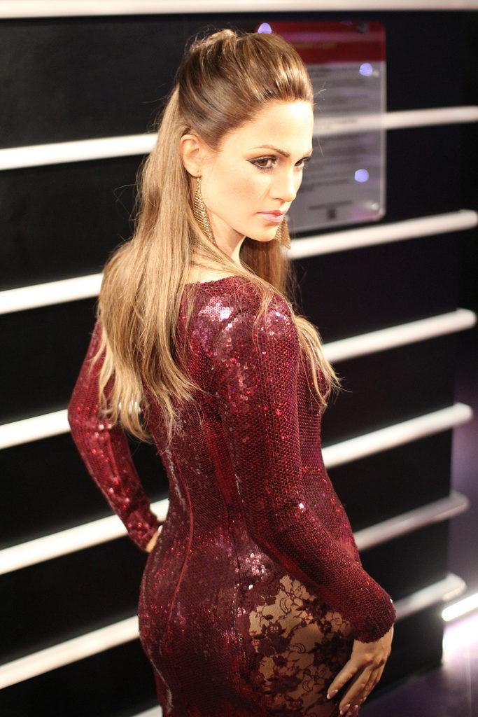 Jennifer Lopez oma kuulsa tagumikuga.
