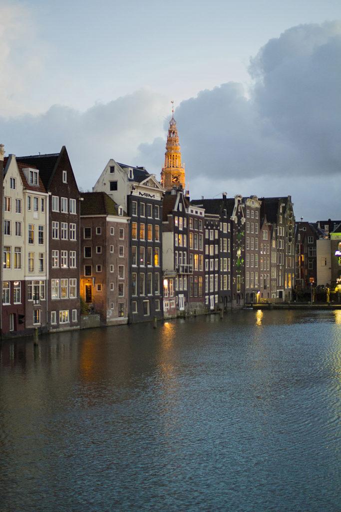 Õhtune Amsterdam