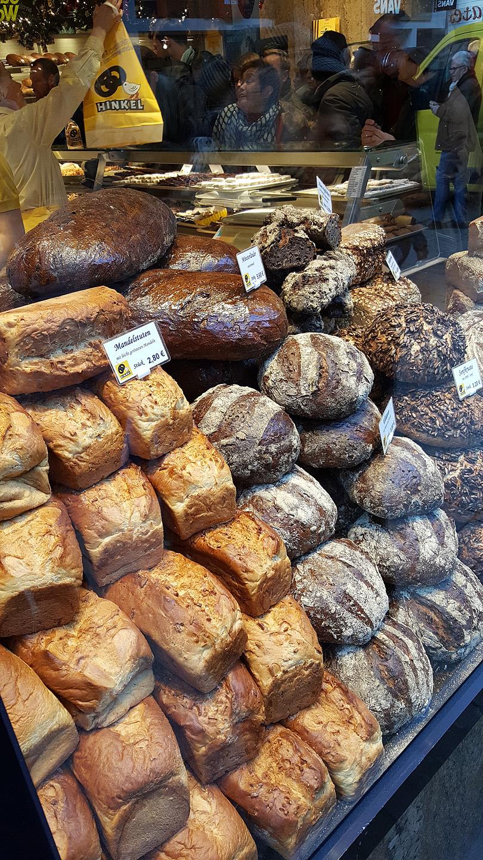 """Käisime esimest korda elus """"õiges"""" pagaripoes leiba ostmas...ja maitses hääää!"""
