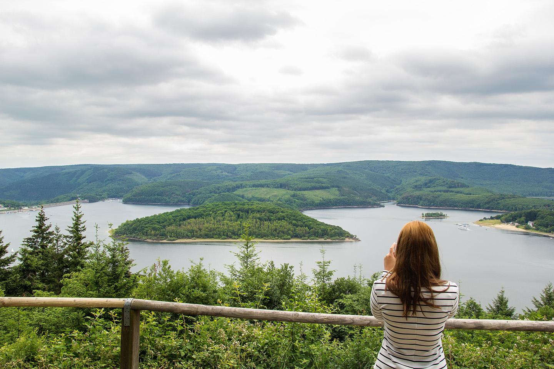 Eifel-Blick, Schöne Aussicht
